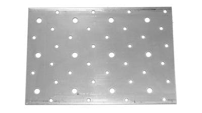 Stainless Nailon Plate