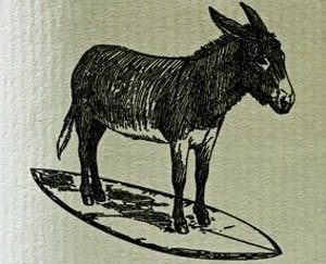 Surfing Donkey Cocktails