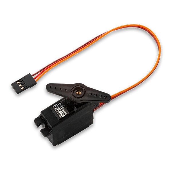 Servo Motor Generic Metal Gear (Micro Size) - component image 0
