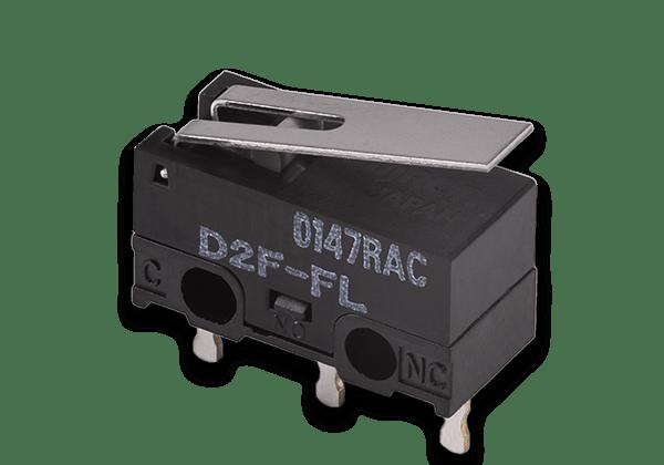 The D2F-FL Micro Switch