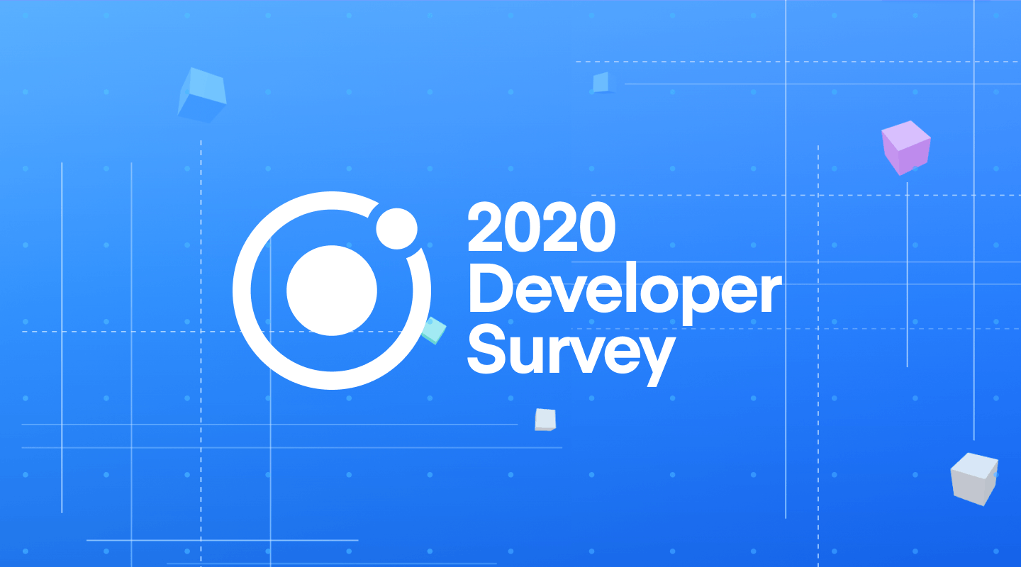 2020 Ionic Developer Survey