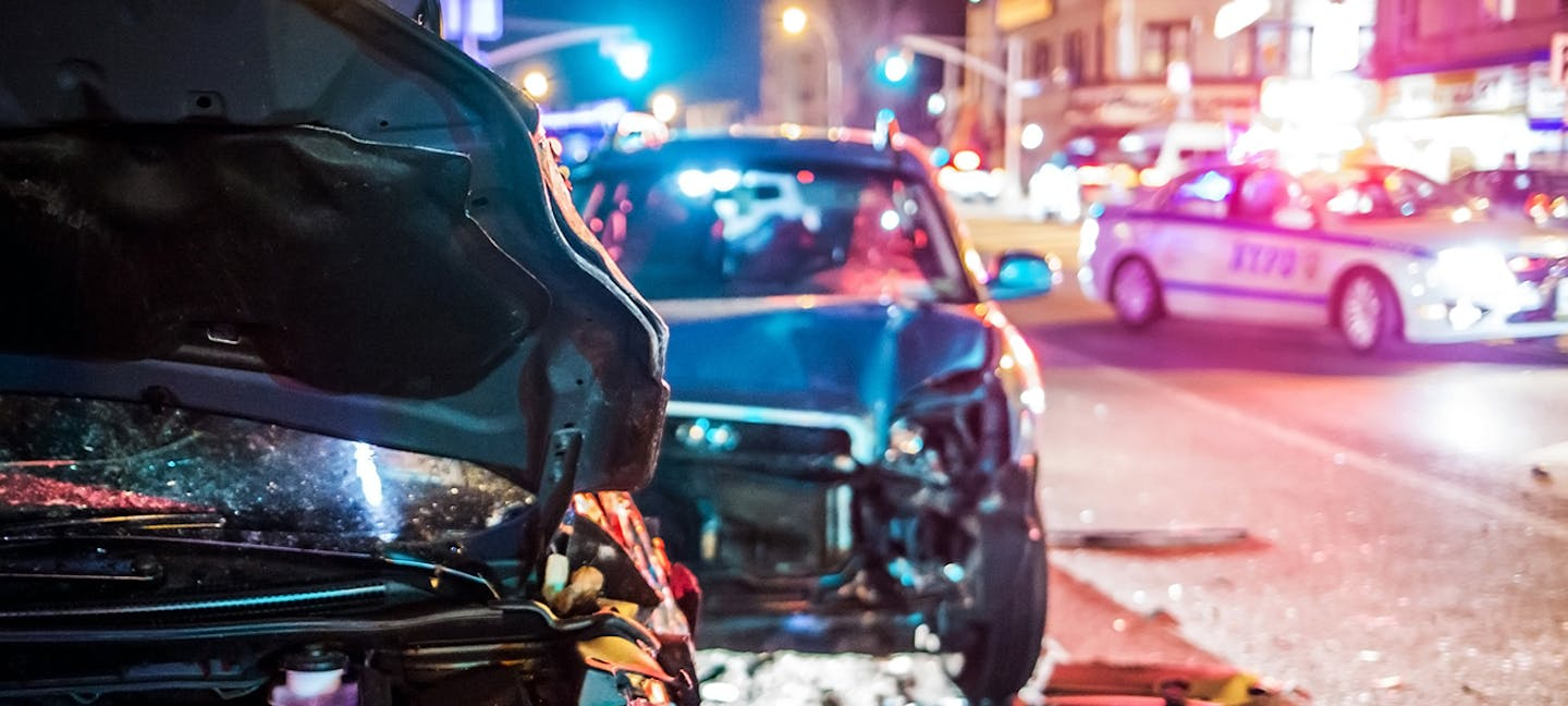 1-800-CarWreck® Reports Fatal Car Wrecks Are On the Rise and Here's Why