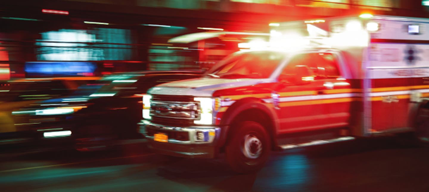 What Do I Need To Do At the Hospital After a Car Wreck?