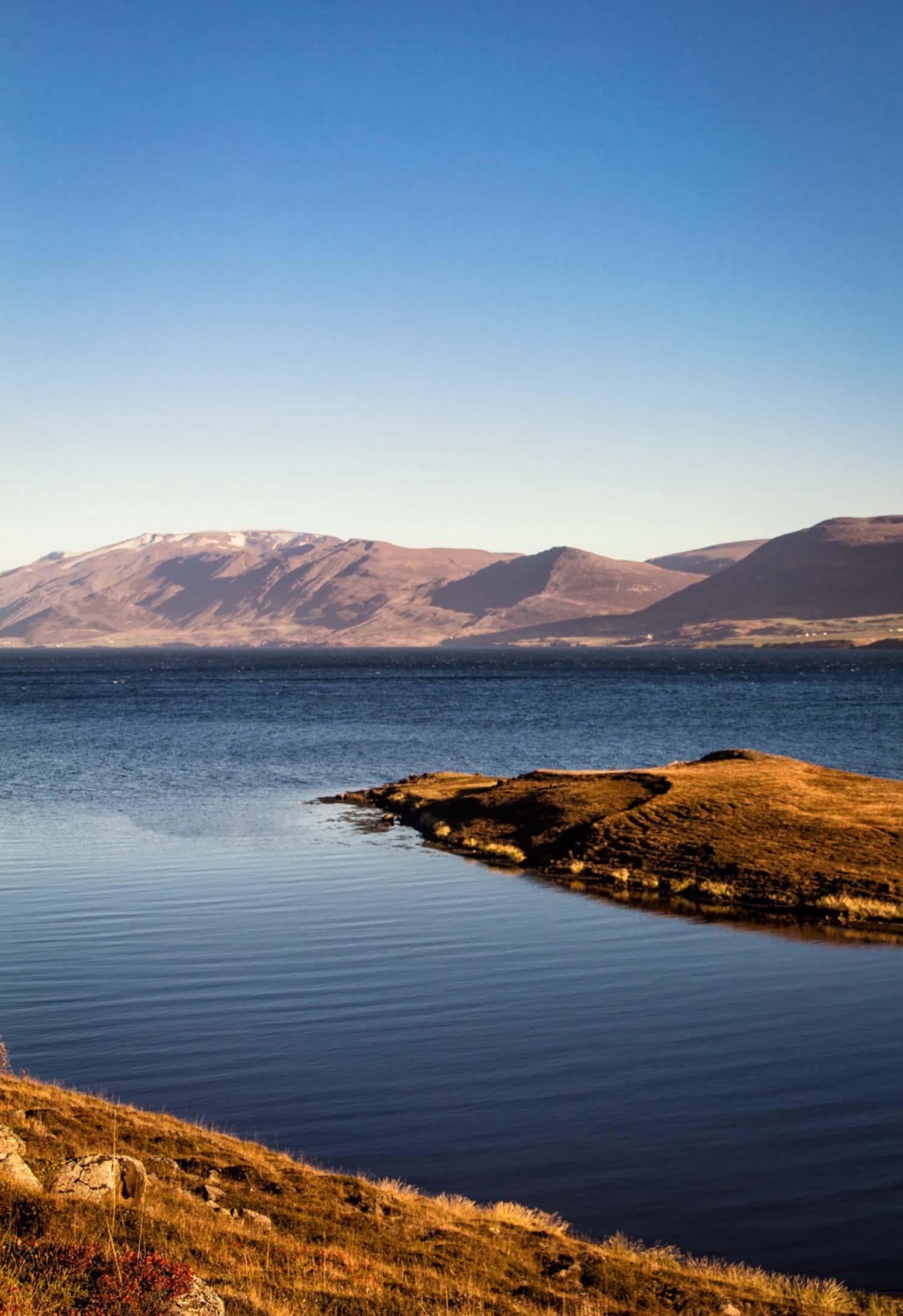 Eyjafjörðurin