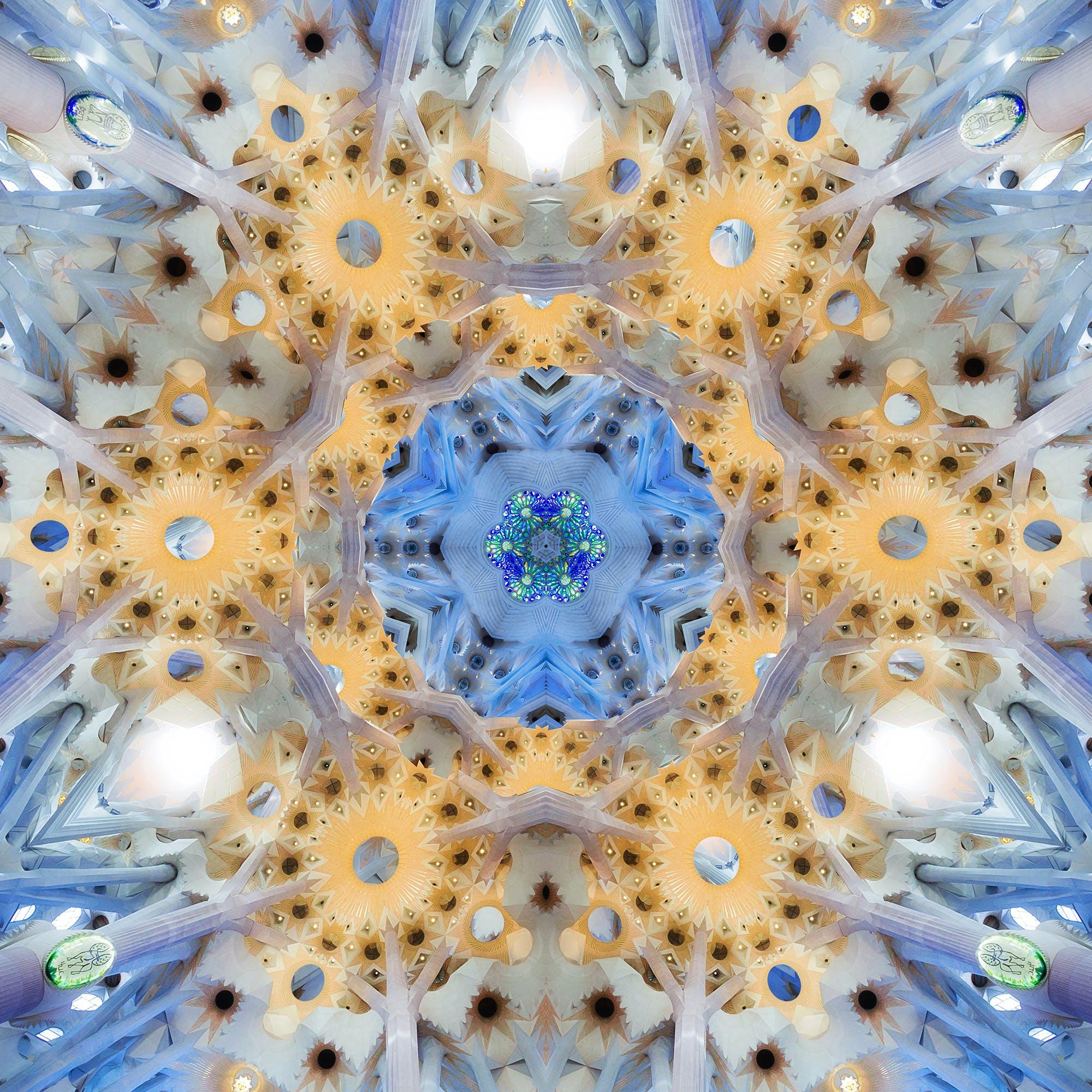 Kaleidoskope Cathedral IV