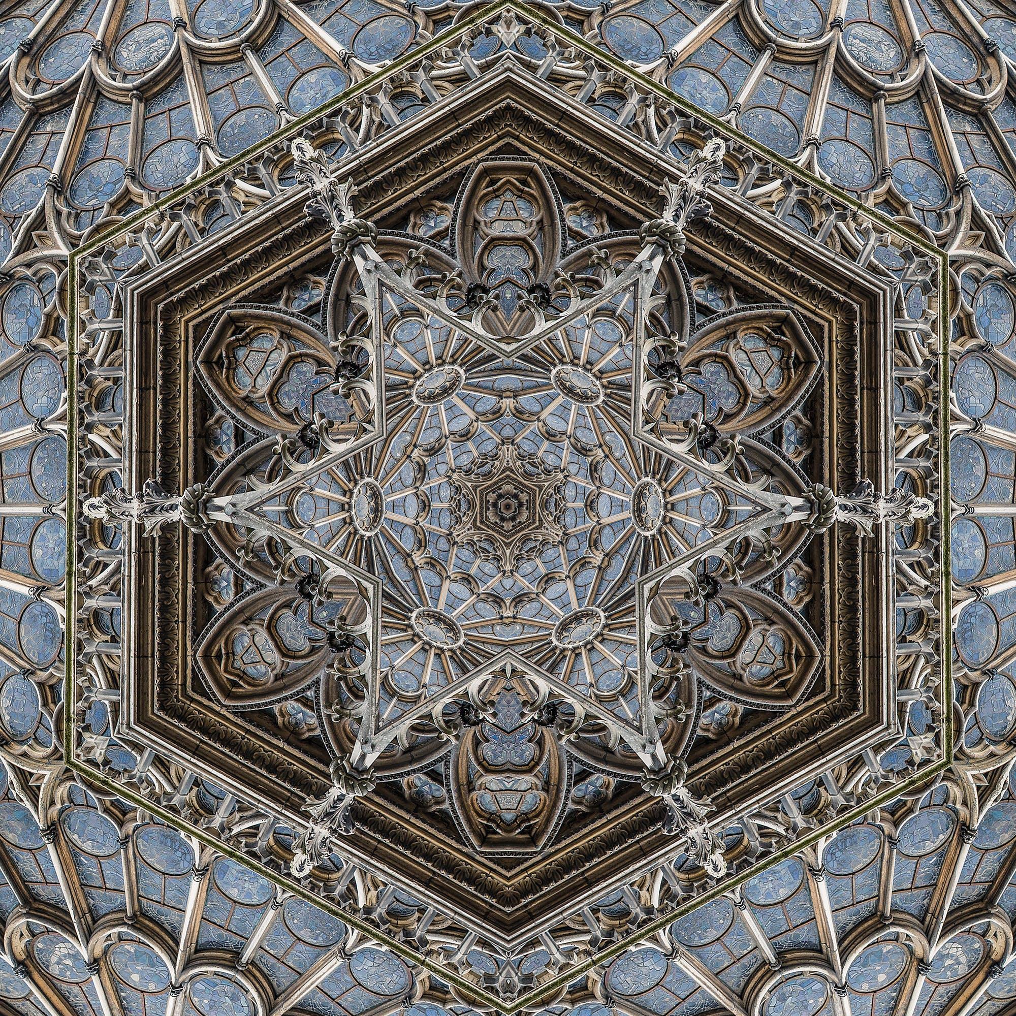 Kaleidoskope - Cathedral III