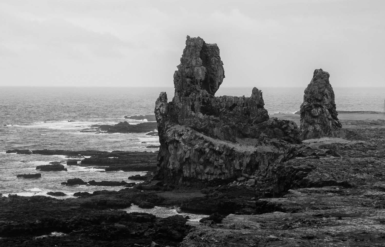 Lóndrangar rocks