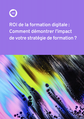 ROI formation digitale  | 360Learning