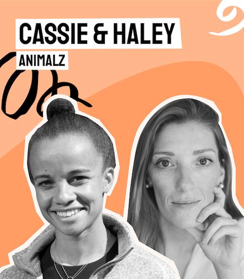 L&D Plus Animalz Cassie Naji Haley Bryant