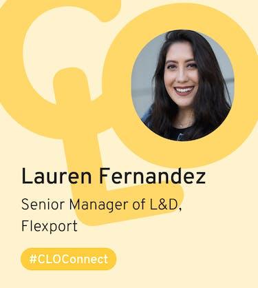 Lauren Fernandez Flexport