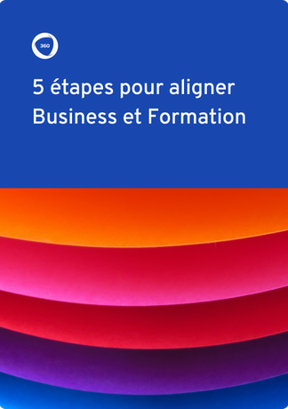 5 étapes pour aligner formation et business | 360Learning