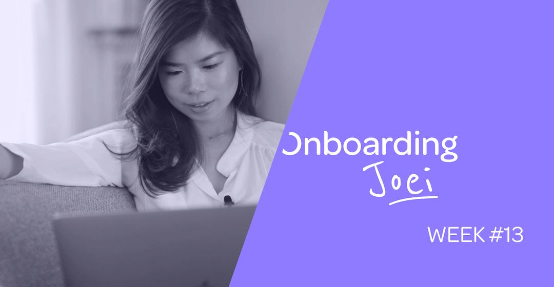 Onboarding Joei #13