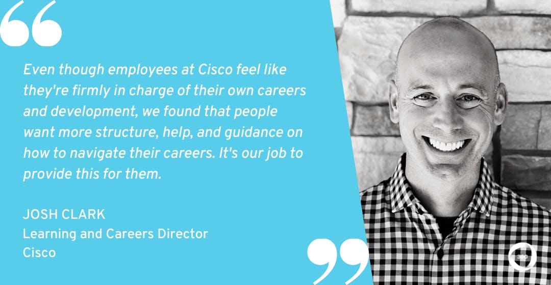 Cisco Career Opportunities Josh Clark