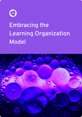 Embracing Learning Organization ebook cover |360Learning