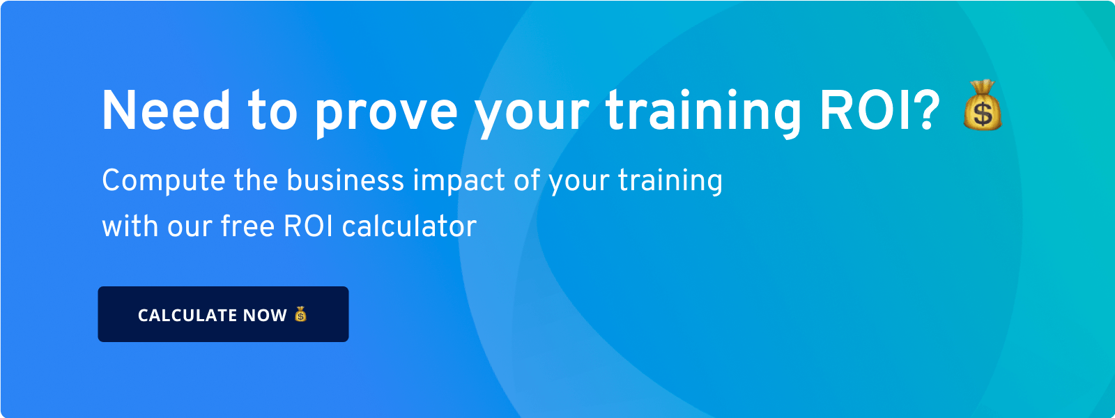 training ROI calculator