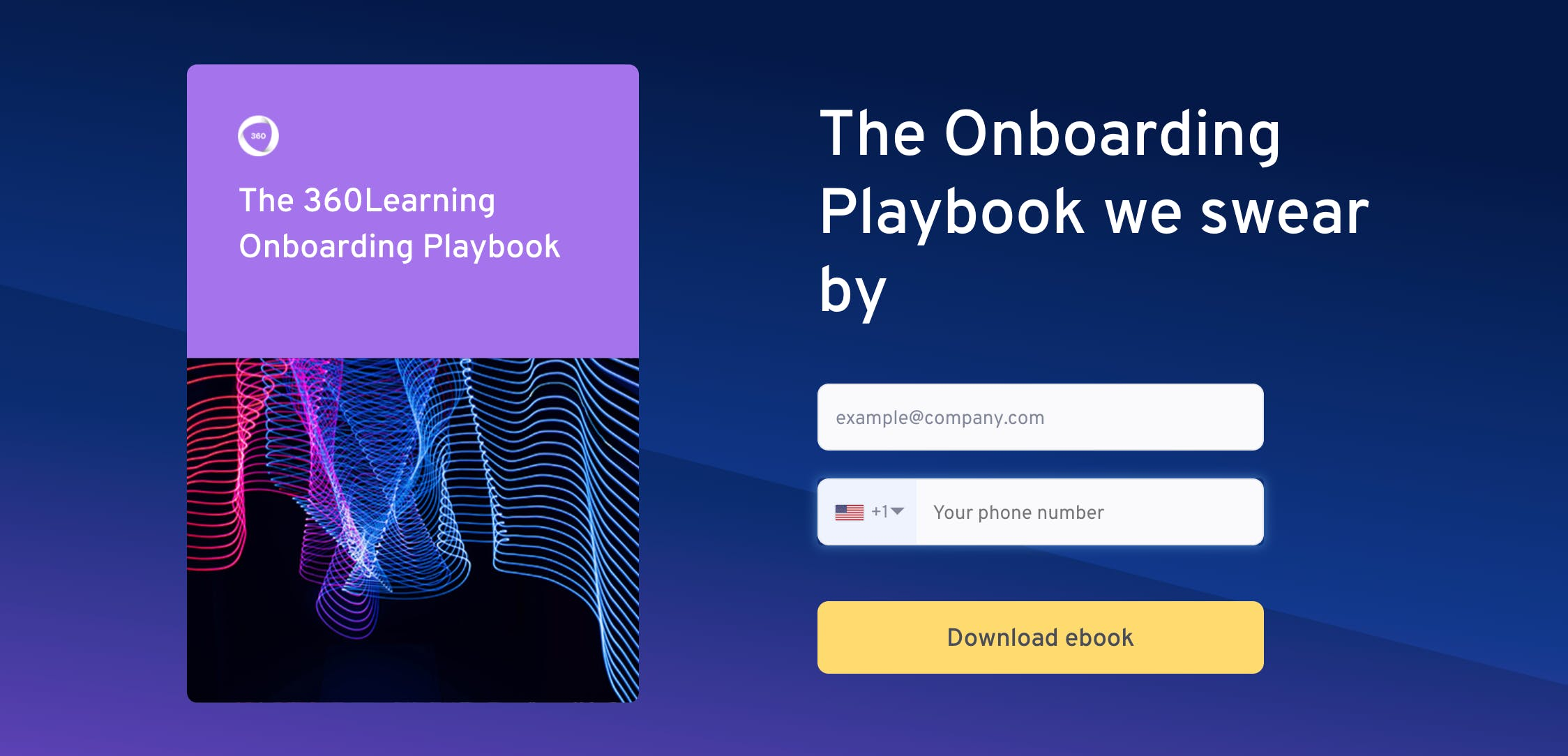 Download our Onboarding playbook