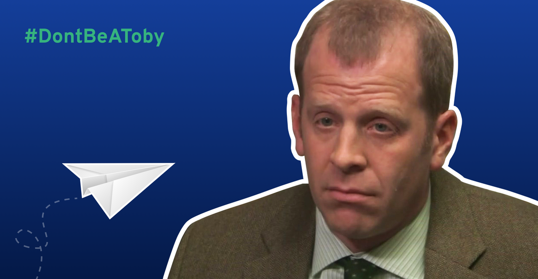 Don't be a Toby: Reinvent the Role of L&D with 360Learning for Enterprise