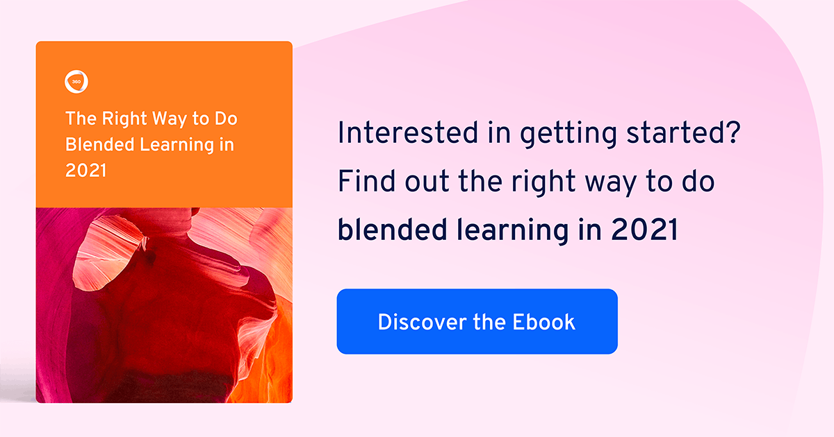 Blended Learning 2021 ebook