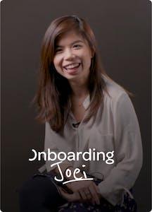 Onboarding Joei Show cover