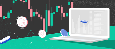 What is crypto trading header image