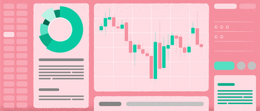 what is a trading terminal header image