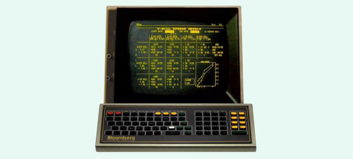 Bloomberg's Terminal (1982)