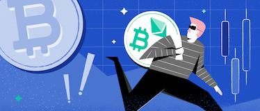 crypto trading risks basics header image