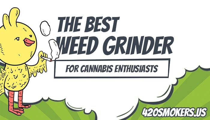 the weed grinder full review
