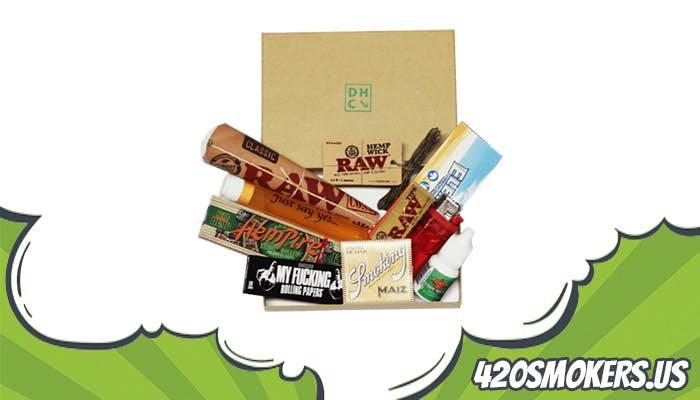 connoisseur 420 box