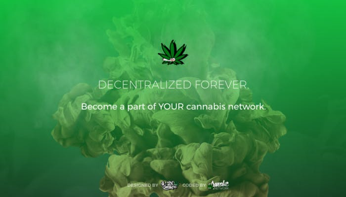 Introducing Smoke.Network, A Cannabis Network YOU Control!
