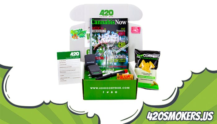 the monthly 420 loot box