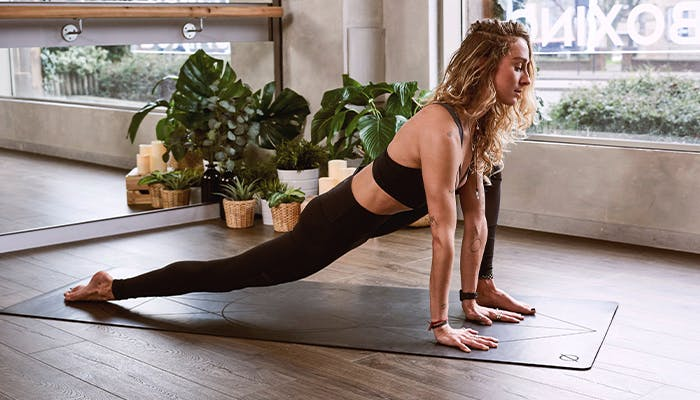 Yoga combined with CBD can strengthen the immune system
