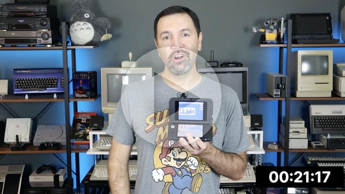 Handheld Amiga & C64?