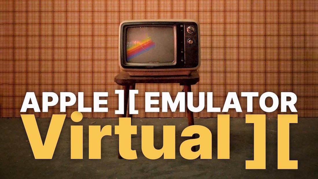 Virtual ][ - Apple ][ Emulator v10.4
