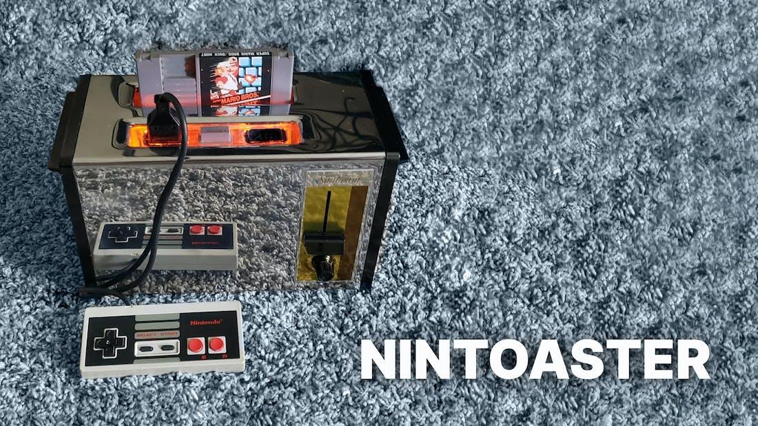 Nintoaster