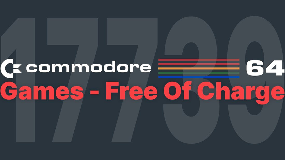 17739 C64 Games For Free