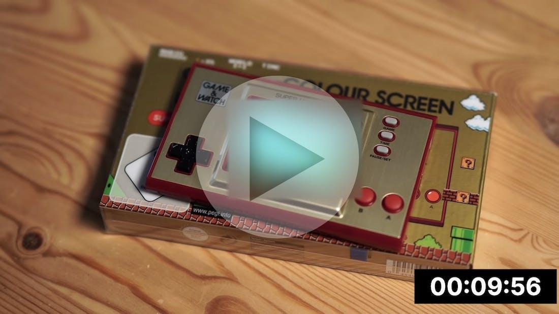 Mario Bros Handheld - Revival 2020