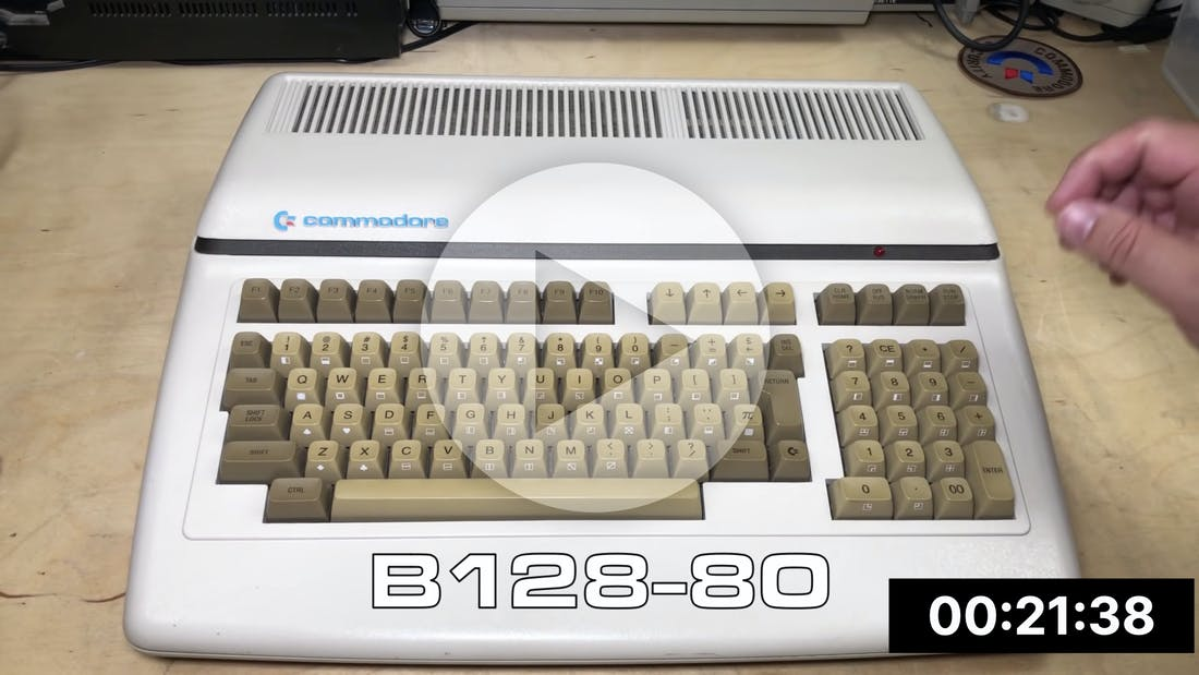 8Bit Show And Tell - Commodore Business Machines