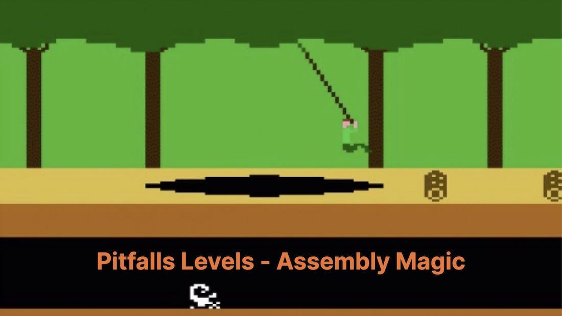 Pitfalls Levels - Assembly Magic