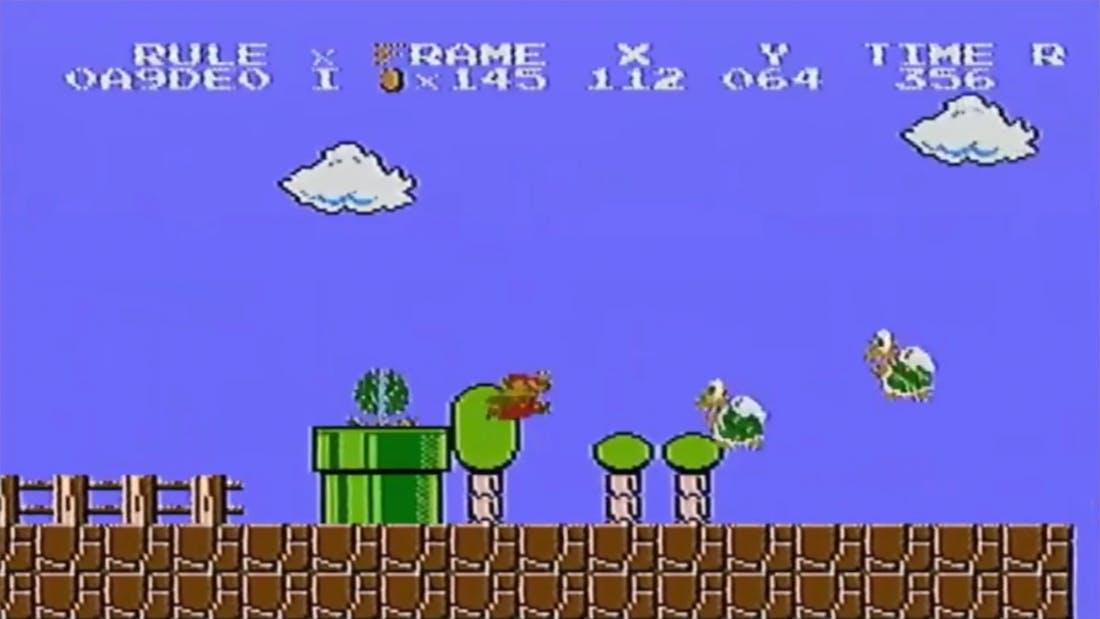 Super Mario Bros. - Human vs. AI