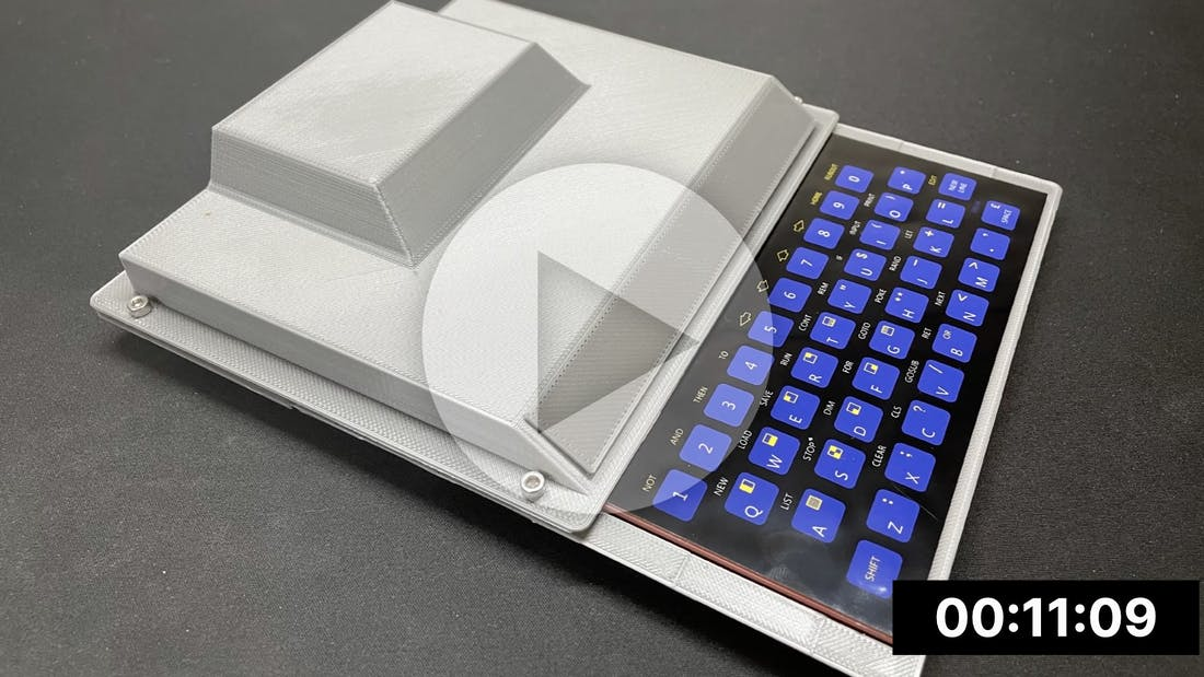 A brand new ZX80/81 in 2021?