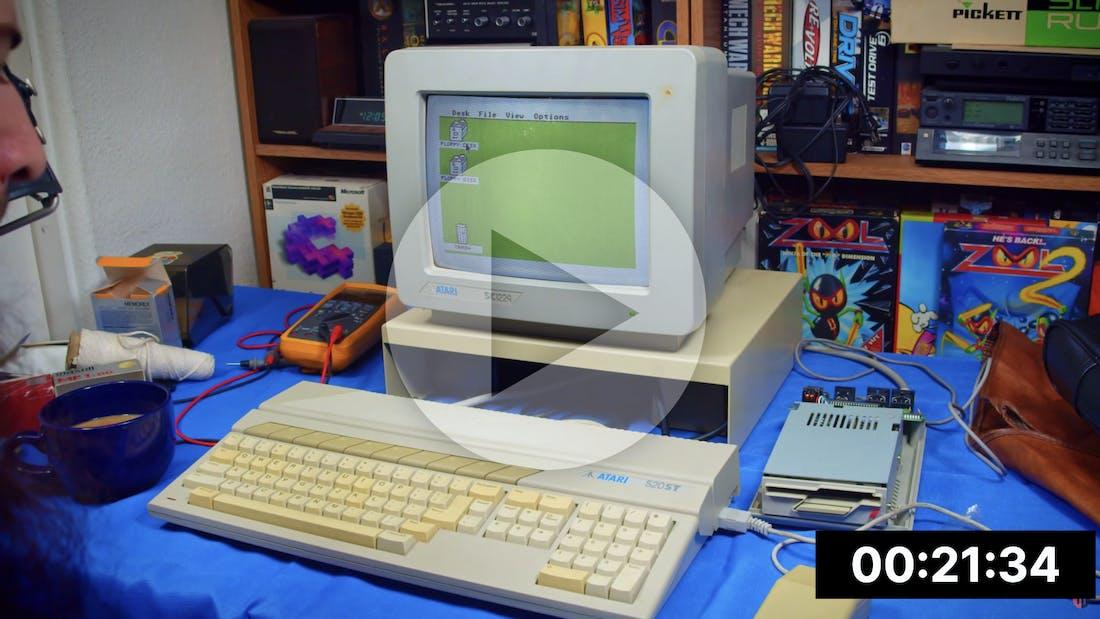 Atari ST - True Love