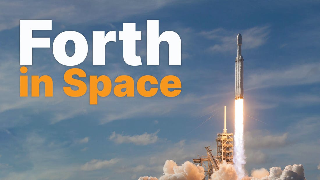 Forth in Space