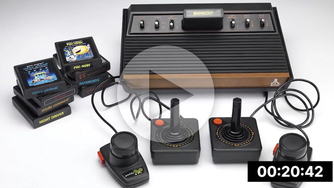 Atari Story - From 2 Billion to Zero