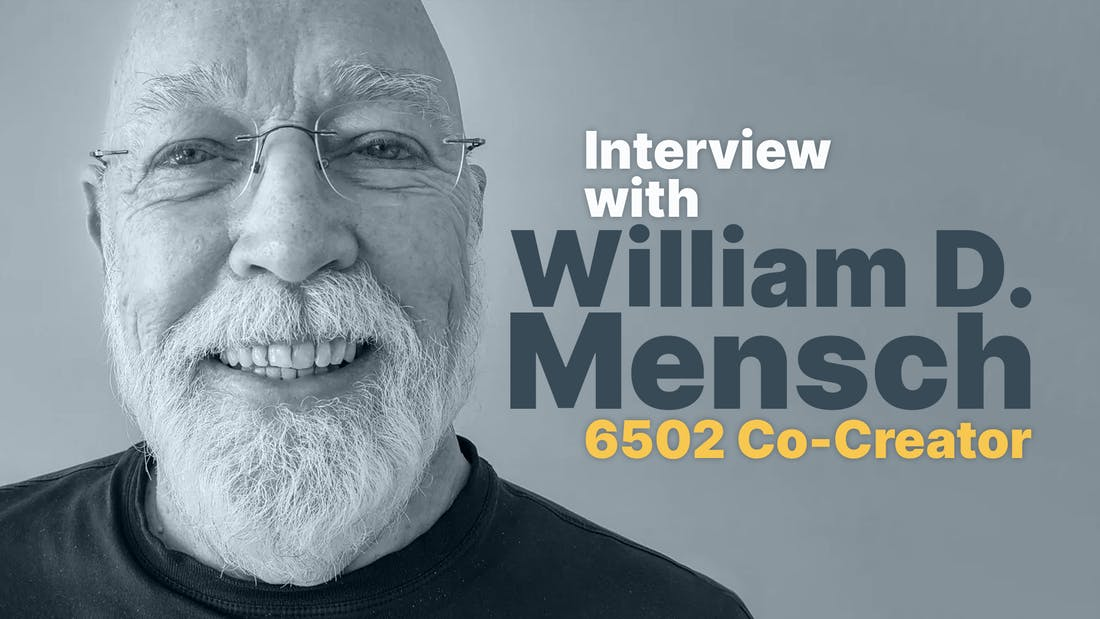 Bill Mensch Interview