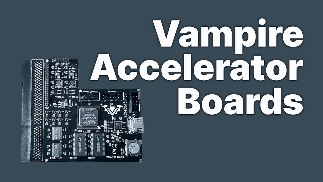 Vampire Accelerator Boards
