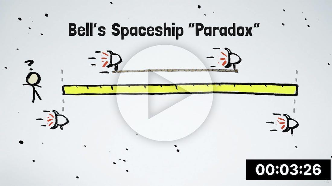 Bells Spaceship Paradox