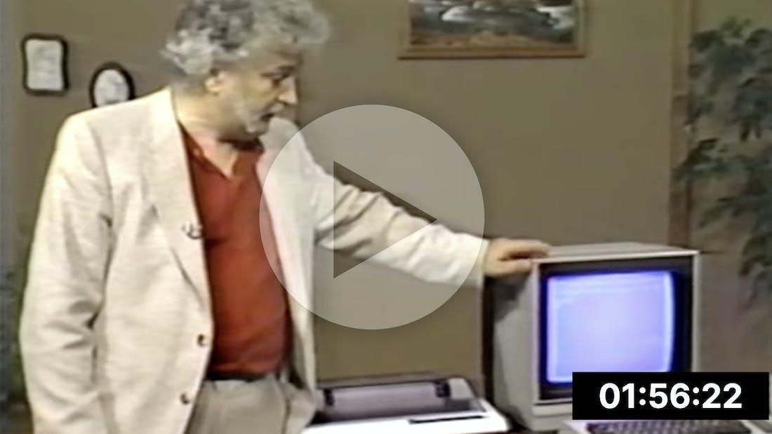 Jim Butterfield - C64 Training