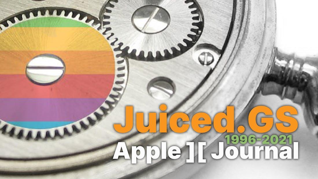 Juiced.GS - Apple 2 Journal - 1996-2021