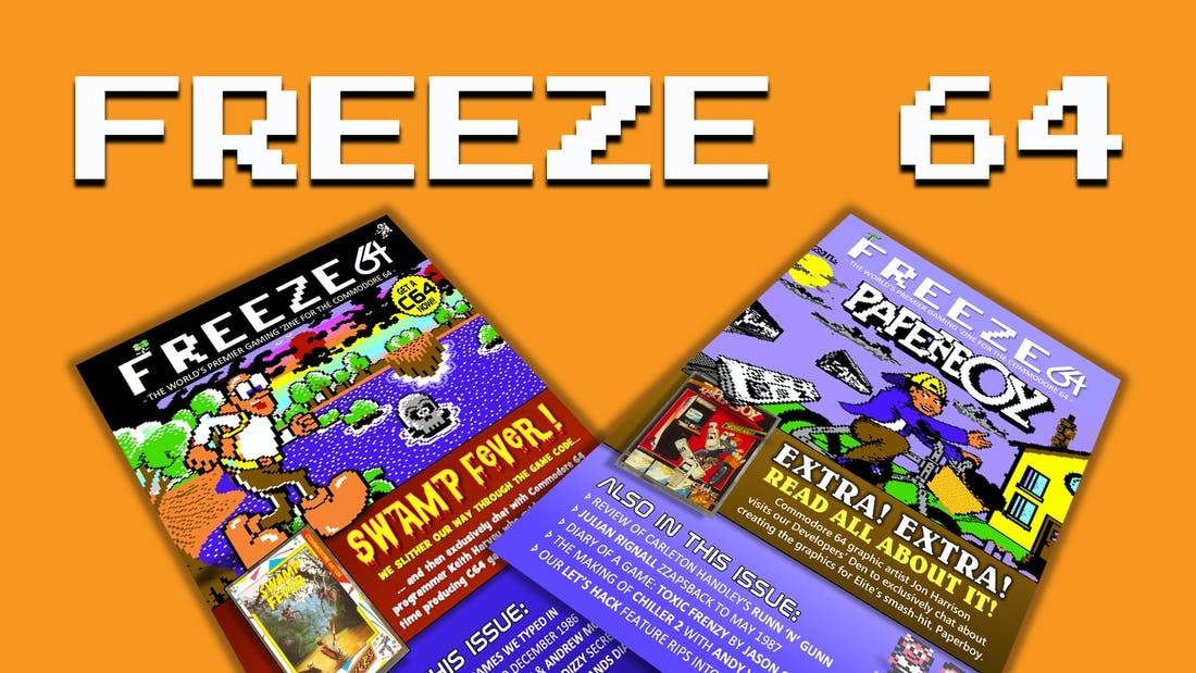 Paper Forever - FREEZE64 Magazine